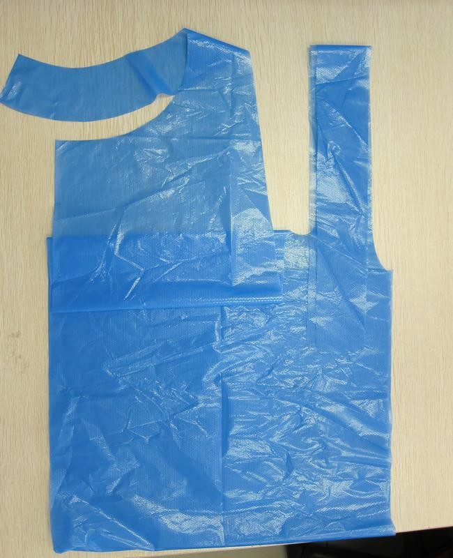 Cheap price disposable plastic waterproof aprons