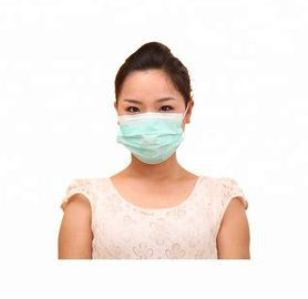 China Disposable earloop surgical face mask respirator for hospital supplier