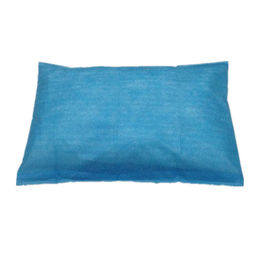 China Hotel / Hospital Disposable Pillow Cases / Sheets Non Woven Fabric Material S M L Size supplier