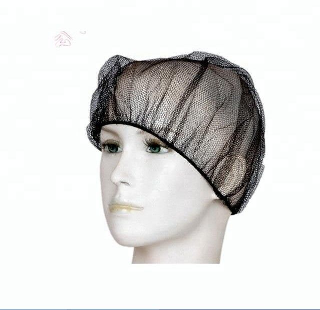 """74a5f6165b2 China Water Resistant Disposable Bouffant Surgical Caps , Surgeon Hair Cap  18"""" 19"""" supplier"""