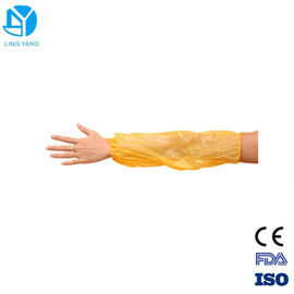 China Lightweight Anti Dust Disposable Sleeve Covers Disposable Protective Sleeves For Arms factory