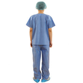 China disposable nonwoven pants trousers for hospital & spa factory