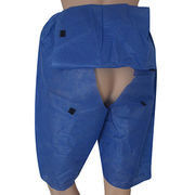 4117b0c6b006 China Customized Color Disposable Colonoscopy Shorts Non Woven Hospital  Products supplier